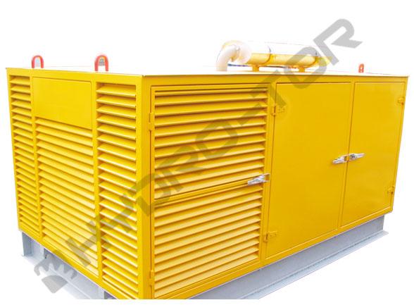 Agregat Hydrauliczny Spalinowy AHS-190