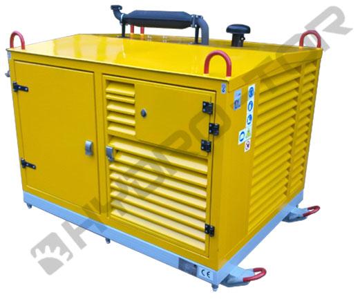 Agregat hydrauliczny spalinowy AHS-33