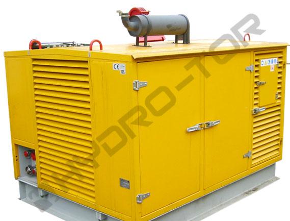 Agregat Hydrauliczny Spalinowy AHS-90