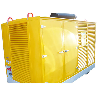 Agregat Hydrauliczny Spalinowy AHS-220
