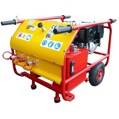 Agregat hydrauliczny spalinowy AHS-9