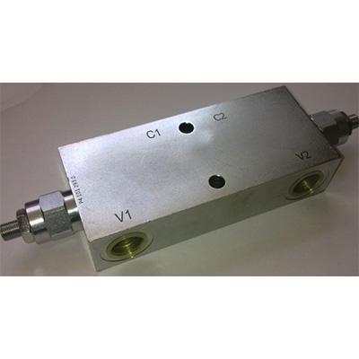 Podwójny zawór hamujący VBG-DE-30