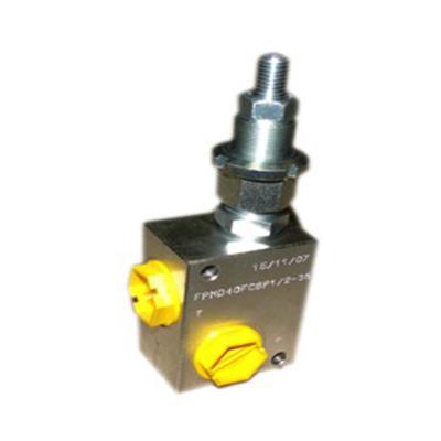 Zawór przelewowy FPM-D-80F-CB