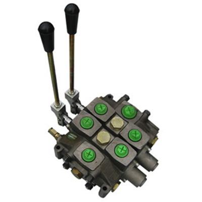 Rozdzielacz hydrauliczny do maszyn mobilnych typ HC-D12 – max 180 l/min, max 350 bar