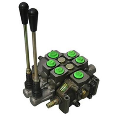 Rozdzielacz hydrauliczny do maszyn mobilnych typ HC-D16 – max 150 l/min, max 350 bar