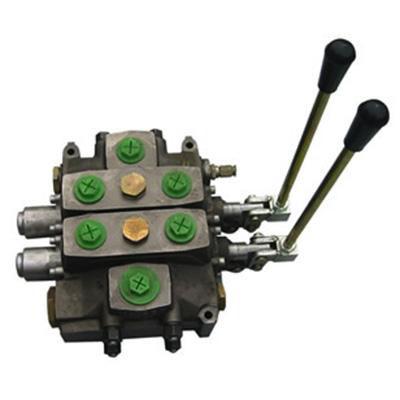 Rozdzielacz hydrauliczny do maszyn mobilnych typ HC-D20 – max 250 l/min, max 350 bar