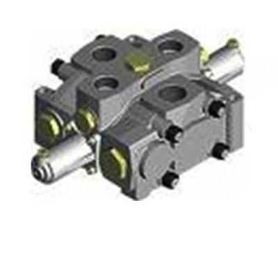 Rozdzielacz hydrauliczny do maszyn mobilnych typ HC-D25 – max 380 l/min, max 350 bar