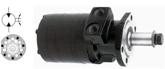 Silnik Hydrauliczny Gerotorowy typu TF