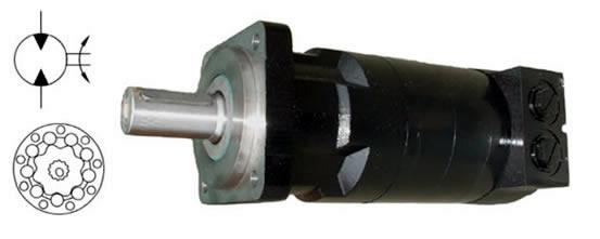 Silnik Hydrauliczny Gerotorowy typu TK