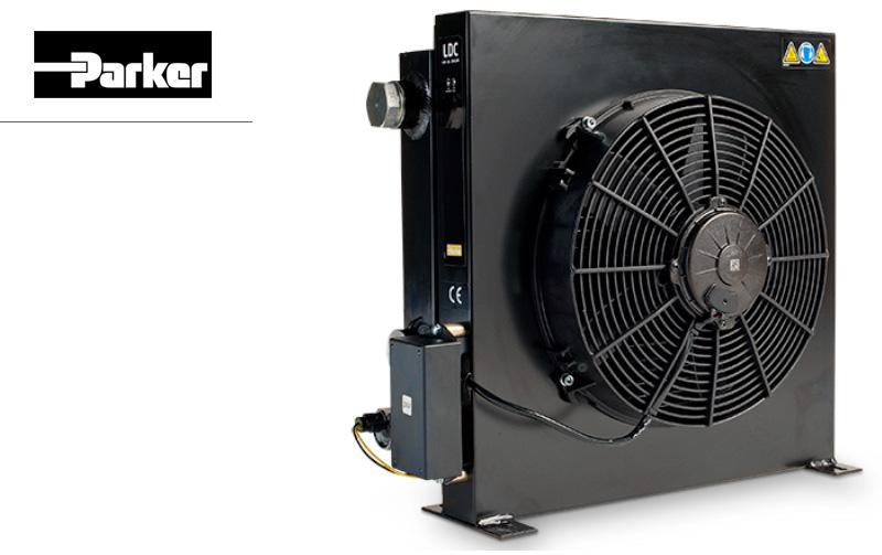 Chłodnica oleju typu LDC z silnikiem prądu stałego w sprzedaży w firmie Hydro-tor