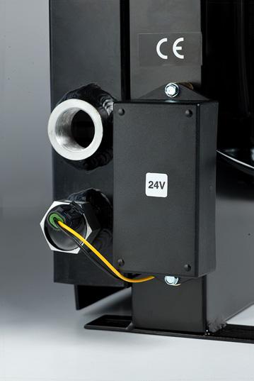 Chłodnice LDC regulator smart drive