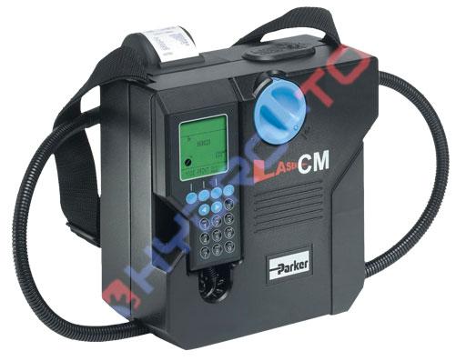 Pomiar czystości olejów za pomocą laserowego miernika