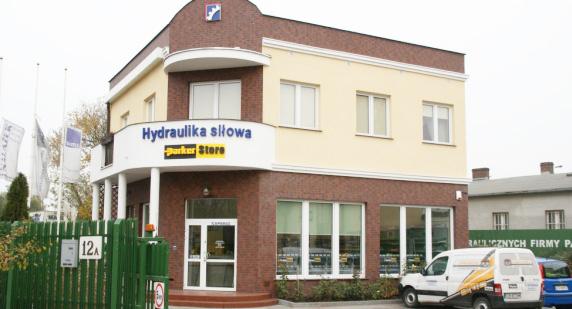 Sklep Parker-Store w Toruniu