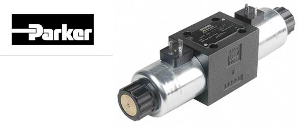 Rozdzielacze hydrauliczne elektrycznie sterowane typ D3W (4D02)– max 150 l/min, max 350 bar