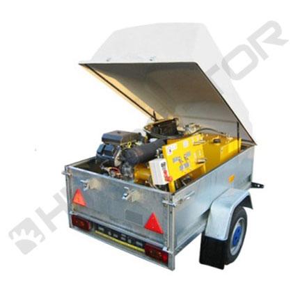 Agregat hydrauliczny spalinowy AHS-13