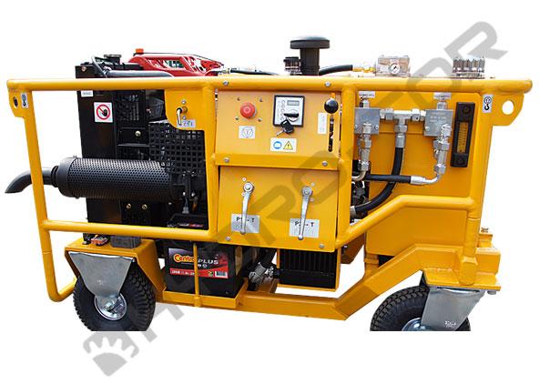 Agregat hydrauliczny spalinowy AHS-18