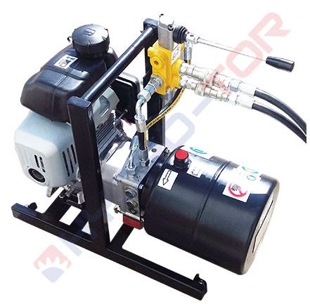Agregat hydrauliczny spalinowy AHS-2