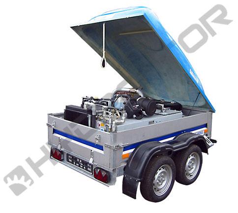 Agregat hydrauliczny spalinowy AHS-70