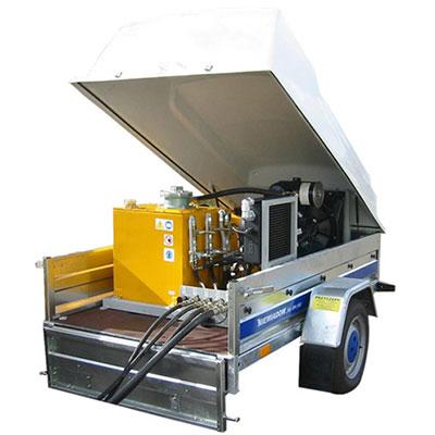Agregat hydrauliczny spalinowy AHS-25