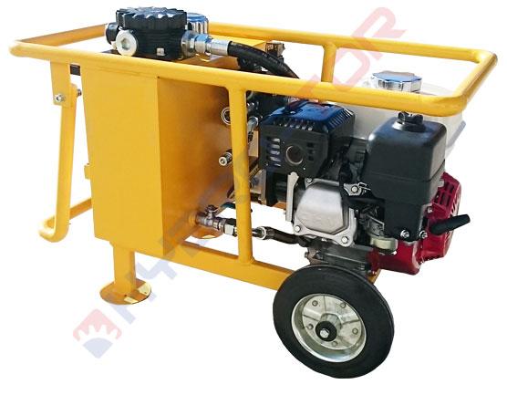 Agregat hydrauliczny spalinowy AHS-4