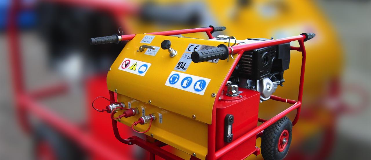 Siłowniki i agregaty hydrauliczne – produkcja hydrauliki siłowej